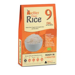 better than foods makaron konjac rice bio