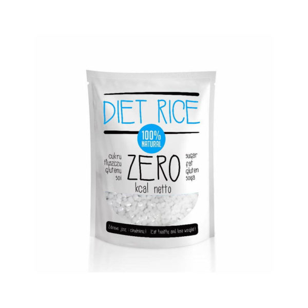 DIET FOOD MAKARON RICE SHIRATAKI 200g