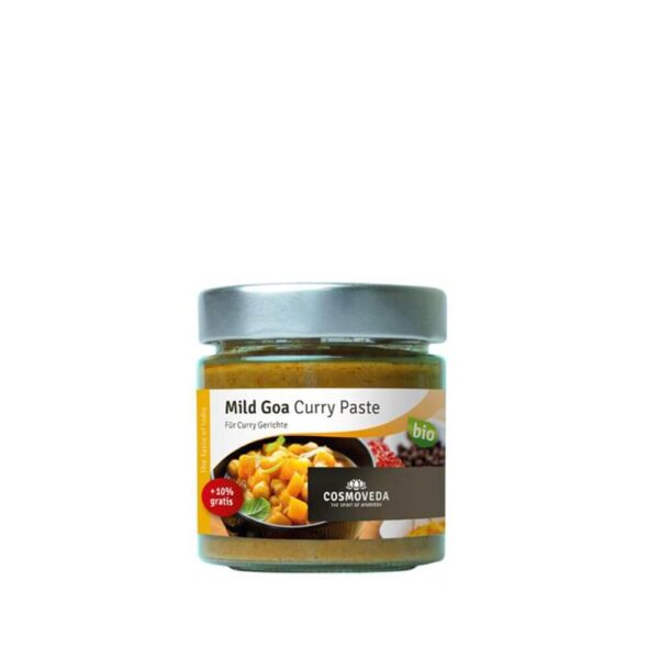 cosmoveda pasta curry bio 175 g