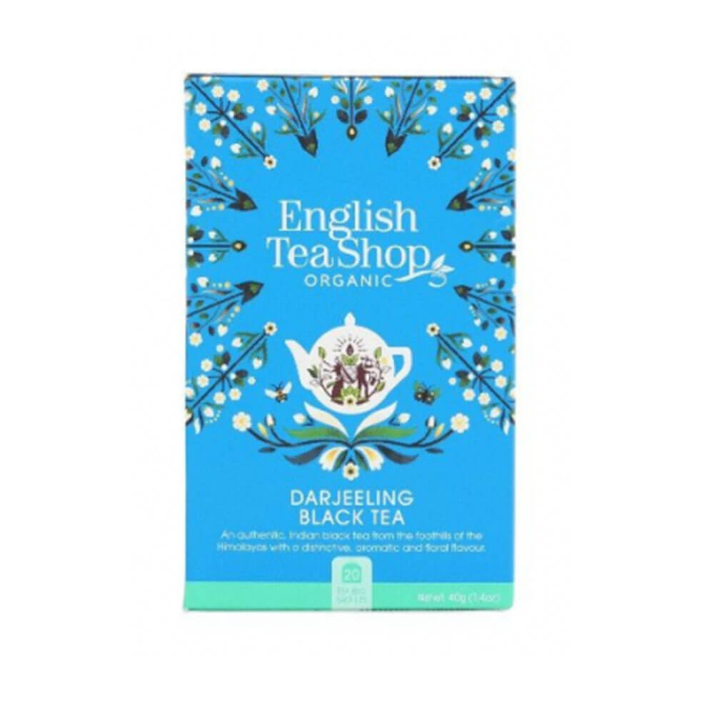 english tea shop herbata czarna darjeeling 20x2g