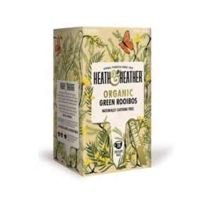 heath and heather herbata zielony rooibos 20 saszetek