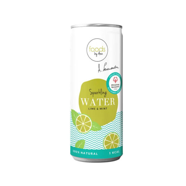 sparkling water_lime