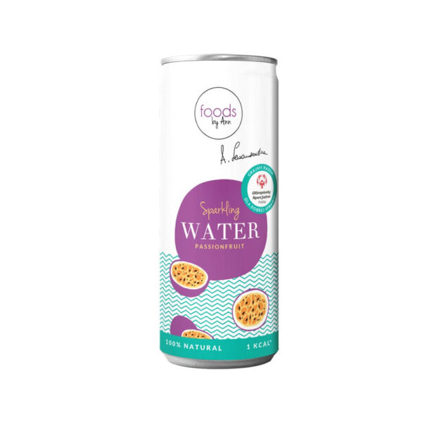 sparkling water_passionfruit